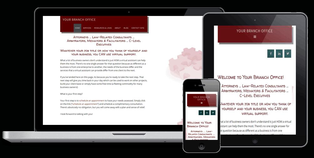 danafortier.com - legal virtual assistant