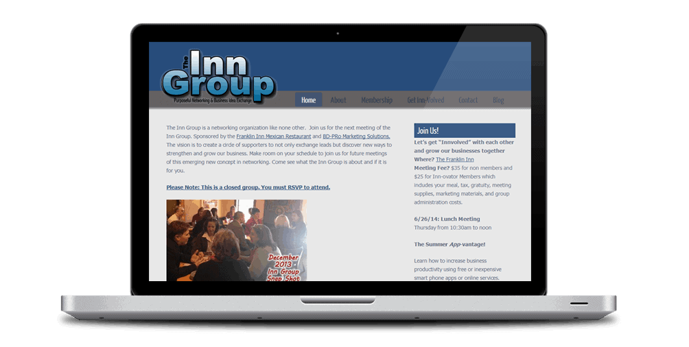 The Inn Group - Purposeful Networking
