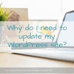 Why do I need to update my WordPress website?