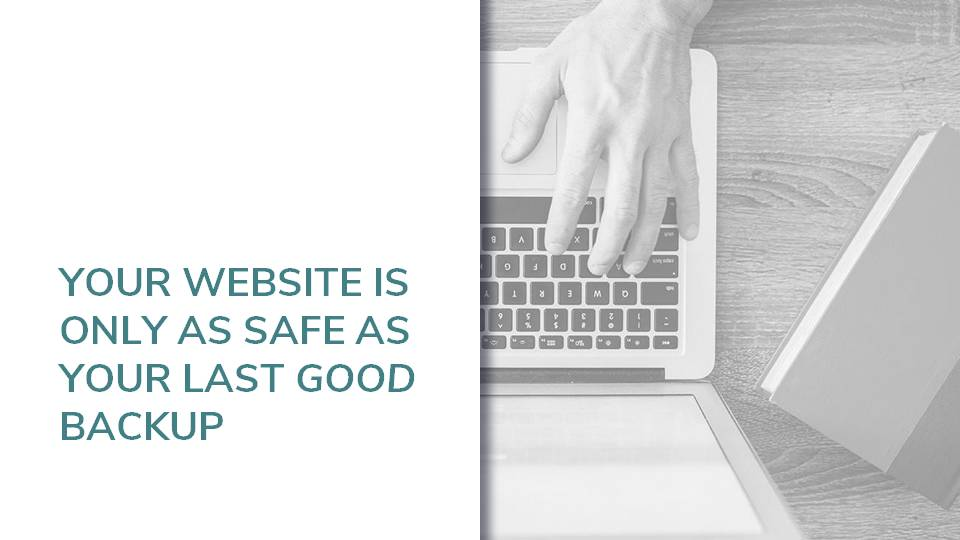 Your Website Is Only As Safe as Your Last Good Backup - WordCamp Lehigh Valley 2017